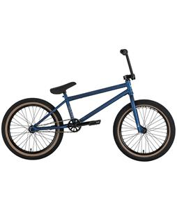 Premium Solo Plus BMX Bike Matte Blue 20in/20.5in Top Tube