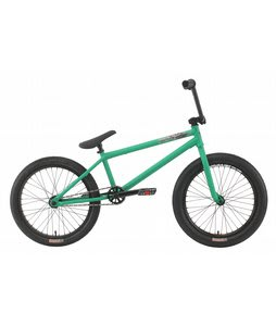 Premium Solo Plus BMX Bike Matte Kelley Green 21