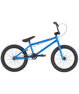 Premium Solo 18 BMX Bike Metallic Blue 18in/18in Top Tube