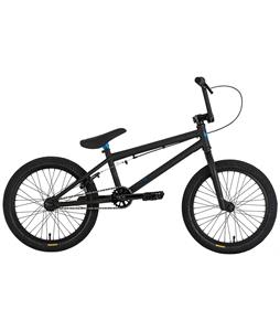 Premium Solo 18 BMX Bike Matte Black 18in/18in Top Tube