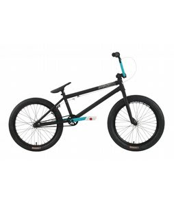 Premium Solo Plus BMX Bike Matte Black 20