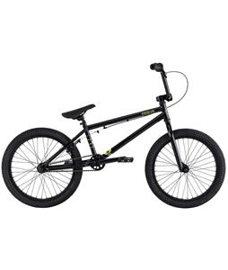 Premium Stray BMX Bike Black 20in/20.5in Top Tube