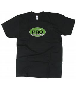 Proboardshop Ovalteen T-Shirt Black