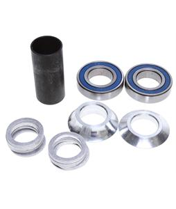 Profile Racing Spanish Bottom Bracket Set Black 19mm