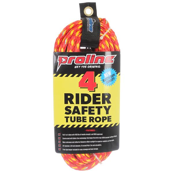 Proline 4 Rider Safety Tube Rope 60ft