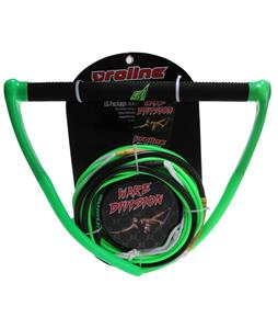Proline LG Rope/Handle Package Green 75ft