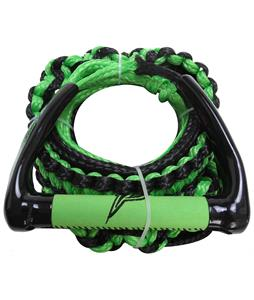 Proline LG Wakesurf Rope Neon Green 20ft