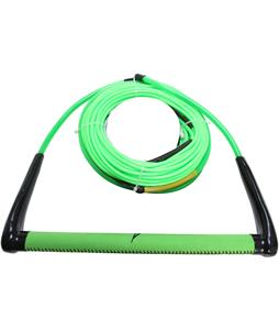 Proline LGX Wakeboard Handle/Line Combo Neon Green 75ft