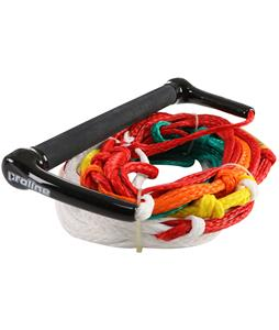 Proline Rec Handle 5 Sec Waterski Rope 75ft