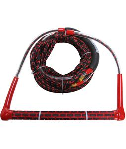 Proline Reflex Wakeboard Handle/Line Combo Red 65ft