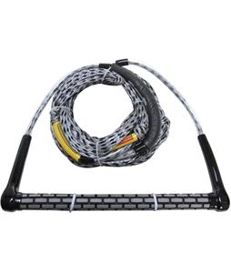 Proline Reflex Wakeboard Handle/Line Combo Grey 65ft