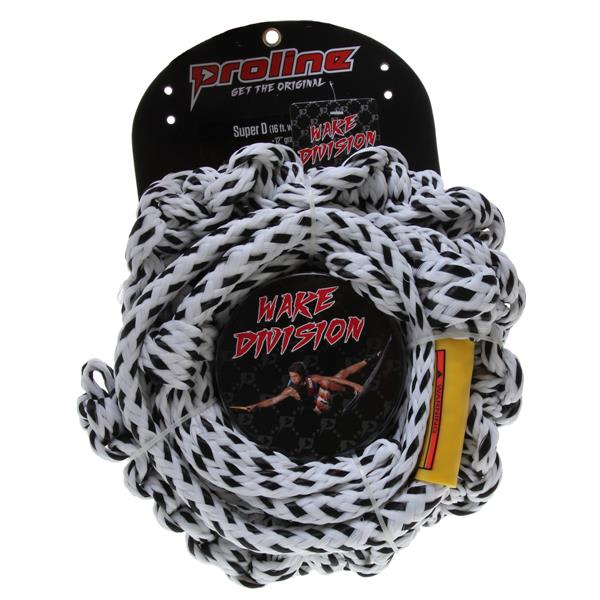 Proline Super D 10 Braided Tail w/ 2 Section Mainline
