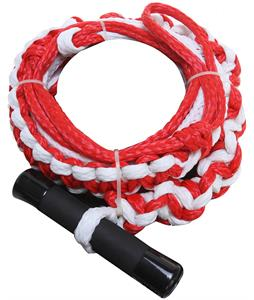 Proline T-Bar Wakesurf Rope Red 16ft