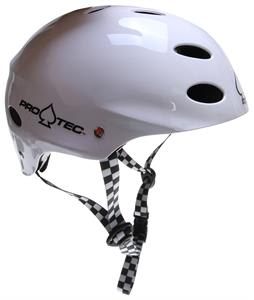Protec Ace SXP Bike Helmet Gloss White