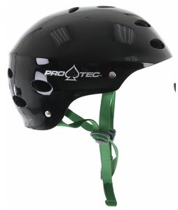 Protec Ace Bike Sxp Bike Helmet Gloss Black Zombies