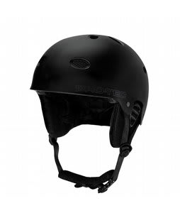 Protec B2 Snowboard Helmet Matte Black