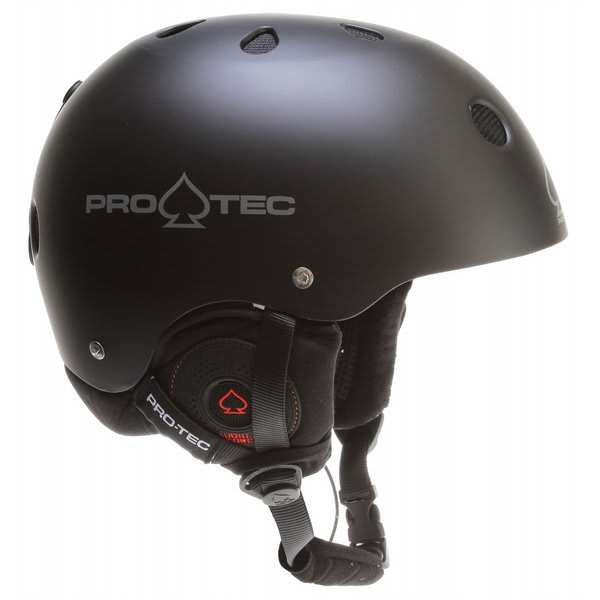 Protec Classic Audio Force Snow Helmet