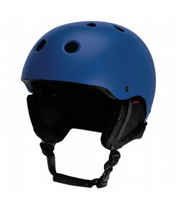 Protec Classic Snowboard Helmet Matte Blue Vans