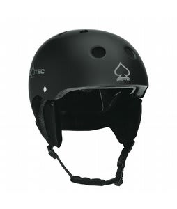 Protec Classic Snowboard Helmet Matte Black