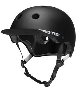 Protec Classic Street Bike Helmet Satin Black