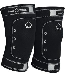 Protec Gasket Bike Knee Pads Black