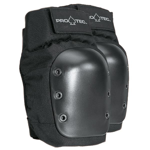 Protec Park Knee Pads Black/White