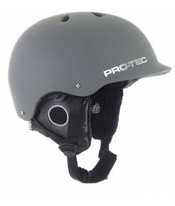 Protec Riot Riot Andreas Wiig Snowboard Helmet Matte Grey/Black