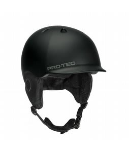 Protec Riot Snowboard Helmet Matte Black