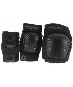 Protec Street Gear 3 Pack Black