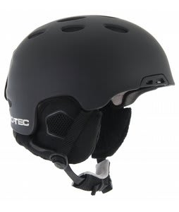 Protec Vigilante Snowboard Helmet Matte Black