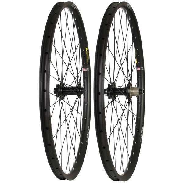 Pub Carbon 27.5 31W 32S DT 350 110X15/148X12 Wheel Set