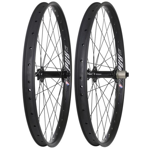 Pub Carbon 27.5+ 43W DT 350 110X15/148X12 Wheel Set