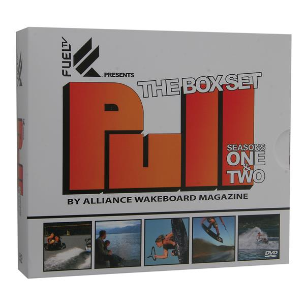 Pull The Box Set Wakeboard DVD