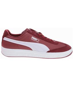 Puma Argentina Nbk Shoes Team Burgundy/White