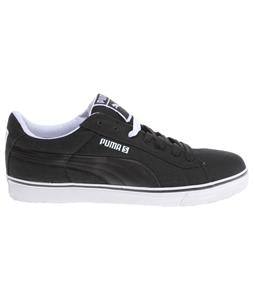 Puma Puma S Vulc Cvs Shoes Black/White