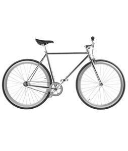Pure Fix Oscar Fixed Gear Bike Chrome/Chrome 58cm/22.75in