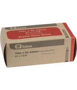 Q-Tubes Presta Valve Bike Tube 700 x 35--43mm (32mm)