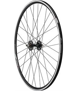 Quality Wheels Track Front Formula Cartridge Bike Wheel Black 700C