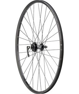 Quality Wheels Value Series Front Sram 6 Bolt/Sun Sr25 Bike Wheel