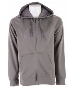 Quiksilver Banquet II Fleece Top Smoke