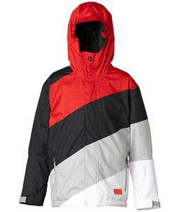 Quiksilver Edge Snowboard Jacket Black