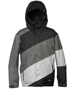 Quiksilver Edge Snowboard Jacket Dark Shadow