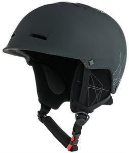 Quiksilver Fusion Snowboard Helmet Black