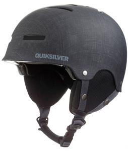Quiksilver Gravity Zone Flex Snowboard Helmet Grey