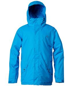 Quiksilver Harvey Snowboard Jacket Brilliant Blue