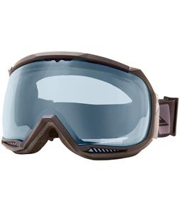 Quiksilver Hubble Goggles Black/Clear Blue Lens