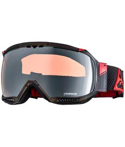 Quiksilver Hubble Goggles Red/HD Mirror Lens