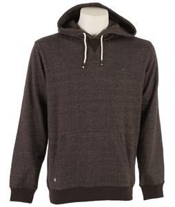Quiksilver Major Hood Hoodie Dark Grey Heather