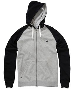 Quiksilver Major Raglan 2 Hoodie Dark Charcoal