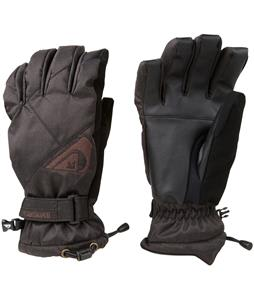 Quiksilver Meteor Gloves Black